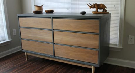 Refinished and Reloved Furniture by Revitalized Artistry