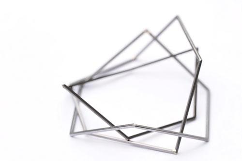 sarah-loertscher-hexagon-bracelets