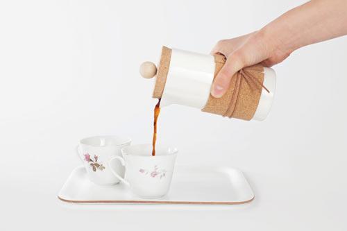 Food Objects by Kristine Bjaadal