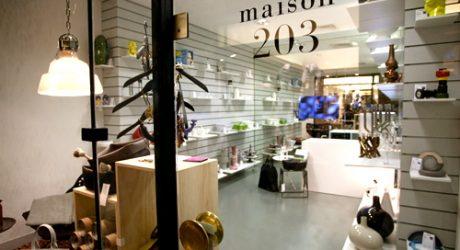 A Visit to Maison 203