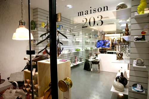Design Store(y): Maison 203 in style fashion home furnishings  Category
