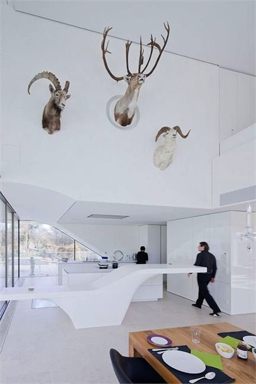 Haus am Weinberg by UNStudio in main interior design architecture  Category