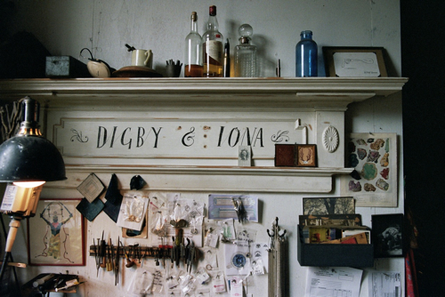 Where I Work: Digby & Iona in style fashion  Category
