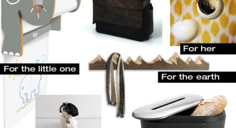 Gift Giving, 2Modern Style!