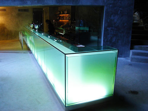 Bar in the Caves of Mallorca by A2 Arquitectos in main architecture  Category