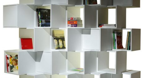 Limit Bookshelf Divider by Alp Nuhoglu