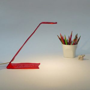 BITE ME: The Edible Desk Lamp by Victor Vetterlein