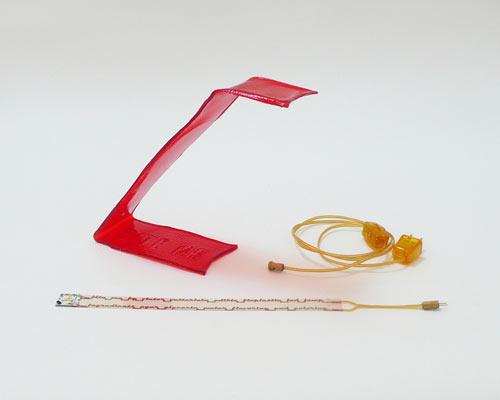 BITE ME: The Edible Desk Lamp by Victor Vetterlein in main home furnishings  Category