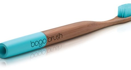 Bogobrush: The Biodegradable, Buy-One-Give-One Toothbrush