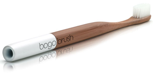 Bogobrush The Biodegradable Buy One Give One Toothbrush Design