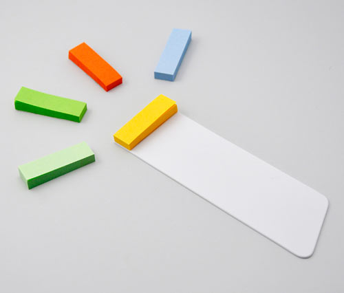Bookmarker by Simple Form Design
