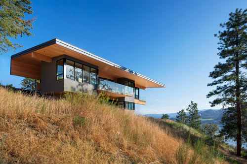 Lefebvre Smyth Residence by CEI Architecture in architecture  Category