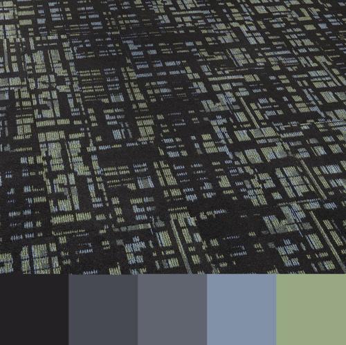 The Colors of Milliken Flooring
