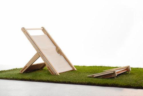 Ingage Chair Turns Nature Into A Chair in home furnishings  Category