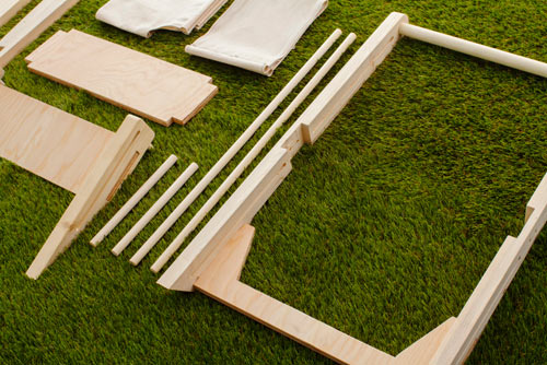 Ingage Chair Turns Nature Into A Chair in main home furnishings  Category
