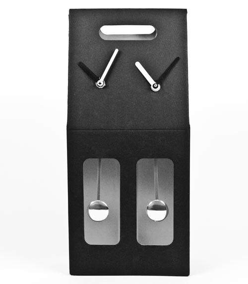 Clock Box by Mykonos Design