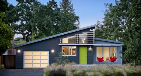 Exterior Ideas: 12 Brightly Colored Front Doors