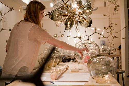 Lighting By Lindsey Adelman Design Milk