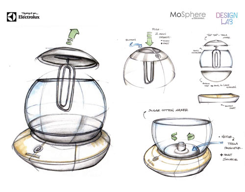 Our Favorite Concept Designs from Electrolux Design Lab 2012 in technology main home furnishings  Category