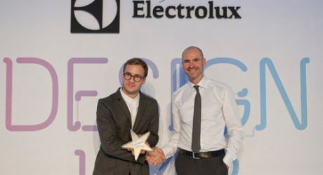 Electrolux Design Lab 2012 – The Winner!