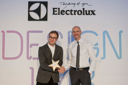 Electrolux Design Lab 2012 – The Winner!