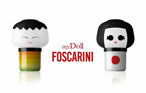 Doll Table Lamp by Foscarini in main home furnishings  Category