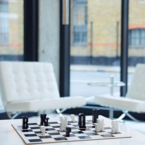 type(chess)set by Hat trick Design in style fashion main home furnishings  Category