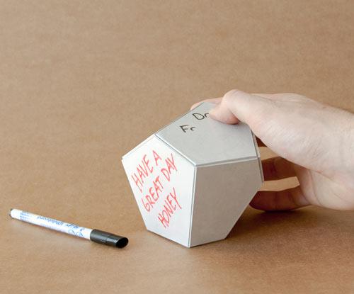 Memo-Blocks by Dave Hakkens
