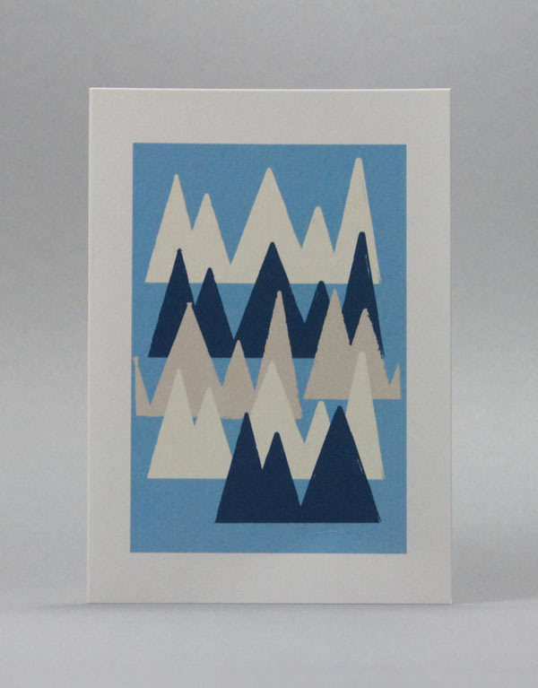 12 Modern Holiday Cards in style fashion main art  Category