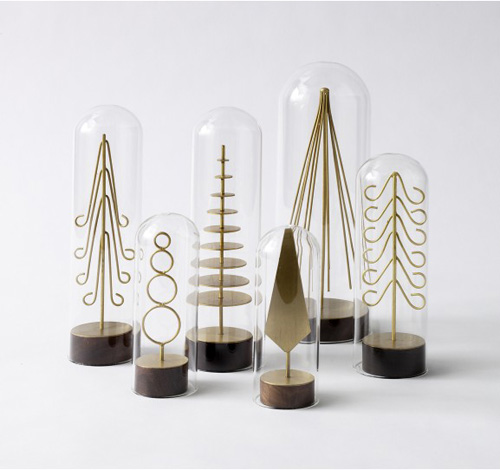 20+ Modern Christmas + Holiday Decorations in style fashion interior design home furnishings art  Category