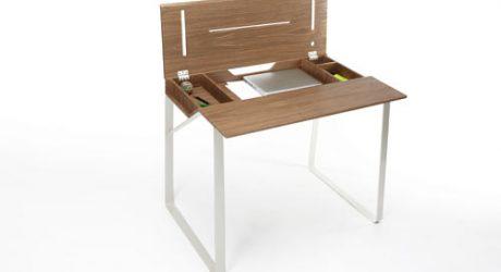 Home Desk by Julie Arrivé