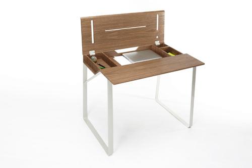 home desk designs. Home Desk by Julie Arriv  Design Milk