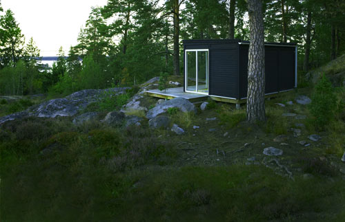 Kenjo: Cabin Like Prefab Guest House or Studio in main architecture  Category