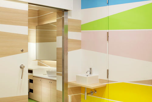 Clinical Research Center by emmanuelle moureaux architecture + design in main interior design  Category