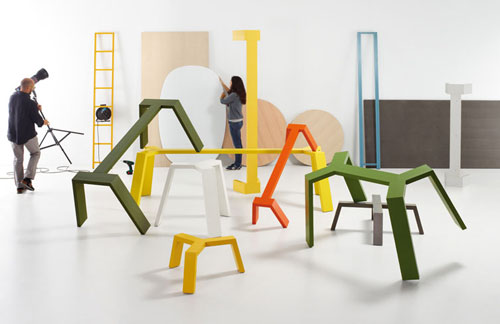 Midi Colors by lagranja design for Sistema Midi