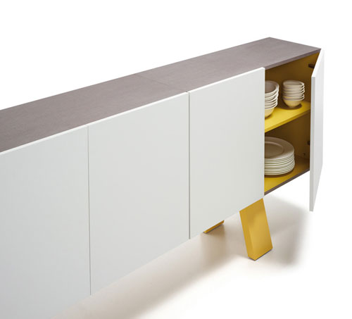 Midi Colors by lagranja design for Sistema Midi in main home furnishings  Category