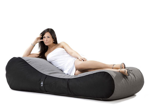 Outdoor Bean Bag Lounger by Lujo Living in main home furnishings  Category