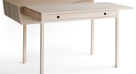 November Desk by Louise Campbell for Nikari