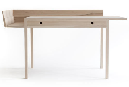 November Desk by Louise Campbell for Nikari in main home furnishings  Category