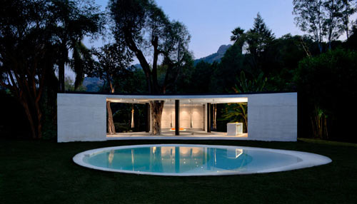 Mexican Getaway: Tepoztlan Lounge by Cadaval & Solà Morales in main architecture  Category