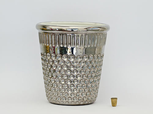 inDITO Oversized Thimble by Vito Nesta in main home furnishings  Category