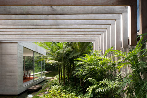 Yucatan House in Brazil by Isay Weinfeld in main architecture  Category