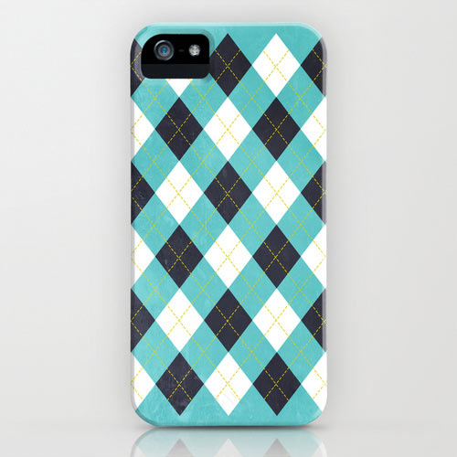 argyle-iphone-5-case
