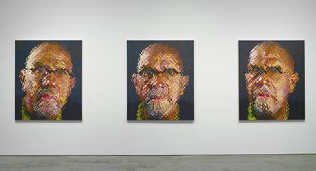 The Awe-Inspiring Work of Chuck Close
