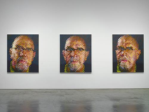 The Awe-Inspiring Work of Chuck Close