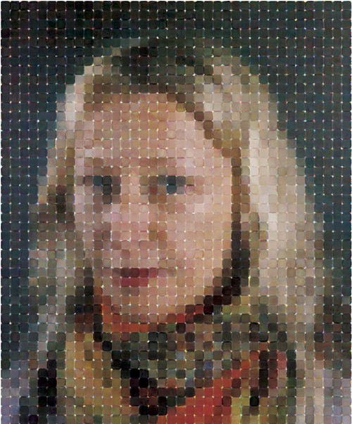 The Awe Inspiring Work of Chuck Close in main art  Category