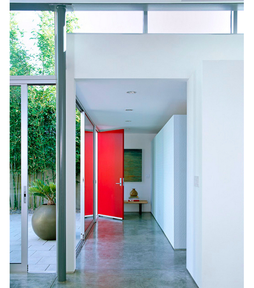 The ... & Exterior Ideas: 12 Brightly Colored Front Doors - Design Milk