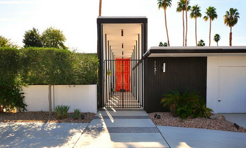 Photo by Chimay Bleue & Exterior Ideas: 12 Brightly Colored Front Doors - Design Milk