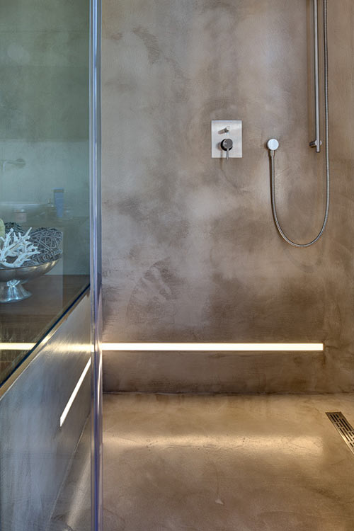 concrete-shower-elips-design