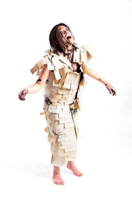 The Most Creative and Original 2012 Halloween Costumes from Pratt Students in style fashion main  Category